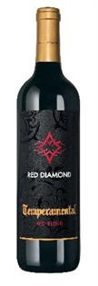 Red Diamond Temperamental Red Blend 750ml